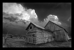 The Old Barn by Peter Bowers, via Flickr