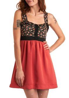 Molly Rose-wald Dress | Mod Retro Vintage Dresses | ModCloth.com - StyleSays