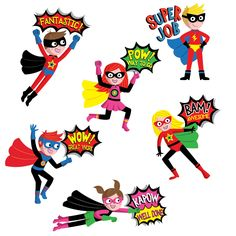 The coolest superheroes in town! You'll have kids coming to school (undies on the outside) when they take on the superhero persona! Reward and motivate, delight and humour those superheroes in your classroom Superhero Classroom Theme, Superhero Kids, Classroom Themes, Bullying Posters, Hero Of The Day, Kids Rewards, Creative Teaching Press, Reward Stickers, Camping Theme