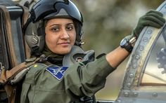 Ayesha Farooq of Pakistan Air Force completed her training to become Pakistan's first war-ready female fighter pilot, flying the F7-PG, a Chinese version of the MiG 21 jet. She has already made history by becoming the first woman assigned to one of Pakistan's front line dogfighting squadrons. Now at the age of 26 Flight Lieutenant Farooq says she is ready for the ultimate test of war if it ever happens.