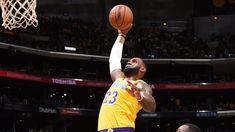 Lebron 1, Lebron James Lakers, King Lebron, Fantastic Wallpapers, Nba News, Magic Johnson, Slam Dunk, Los Angeles Lakers, Kobe Bryant