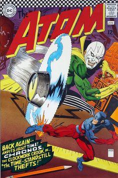 The Atom #28 - Gil Kane