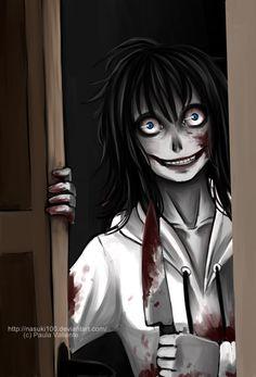 Jeff the killer has come by Nasuki100.deviantart.com on @deviantART