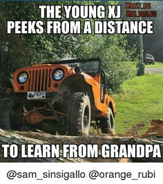 All My friend with jeep wrangler stop me all the time and ask me where I got it! Funny Car Memes, Jeep Funny, Hilarious, Cheap Jeeps, Jeep Quotes, Jeep Humor, Jeep Garage, Jeep Jku, Old Jeep