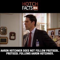 aaron hotchner facts - RiGhT!?!?!?!?!