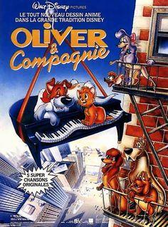 *OLIVER & COMPANY, 1988