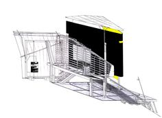 Osaka Pavillion by Peter Wilson and Julia Bolles Bartlett Architecture Diary: drawing
