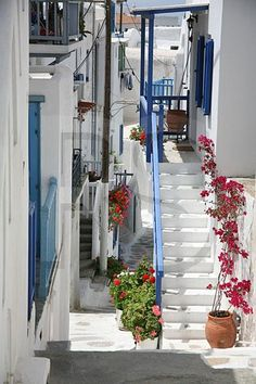 I have walked these maze-like streets, designed to confuse invaders. It works, I was quite confused. I have walked these maze-like streets, designed to confuse invaders. It works, I was quite confused. Oh The Places You'll Go, Places To Travel, Places Ive Been, Places To Visit, Mykonos Greece, Santorini, Beautiful World, Beautiful Places, Greek Isles