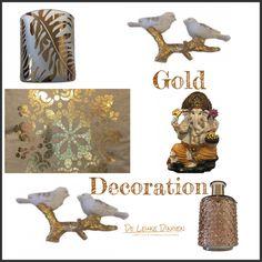 Home decoration @deleukedingen ✨ www.deleukedingen.nl   #decoration #homedecoration #lights  #bottles #goldcrush #golddecorations #decorationbirds #llovelythings #presents🎁 @deleukedingen