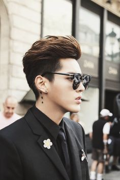 Kris | via Tumblr