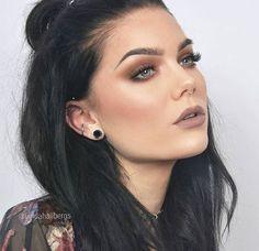lindahallberg.com #fotd #makeup #LindaSweed @sweedlashes