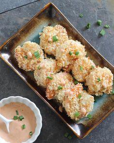 Baked Bang Bang Shrimp