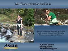 Lyn, Founder of Dragon Trails Tours