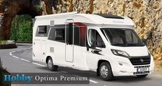 The Optima Premium range - Pure Luxury. Designed and finished to the highest standard, with 11 different models to choose from. Hobby Bird, Viscount, Southampton, Motorhome, Recreational Vehicles, Hobbies, Camping, Archive, Key