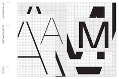 Accept & Proceed / AP Framework / Typeface / 2015