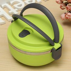 304 Stainless Steel Lunch Box Portable Bento Food Containers Dinnerware Set at Banggood