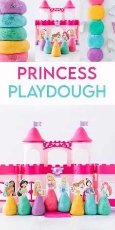 Princess Playdough is a fun playdough activity any little princess with love.  Use princess related cookie cutters for fun play or take it a step further and make our sweet Disney princesses. Playdough Activities, Fun Activities For Kids, Vegan Kitchen, Kitchen Recipes, Princess Cookies, Having A Blast, Business For Kids, Disney Princesses, Little Princess