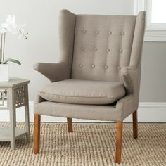 mid century accent chairs with armrests - Google Search