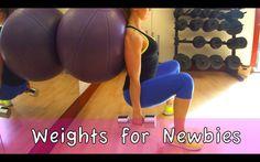 8 WAYS TO TONE YOUR BODY // WITH WEIGHTS xxx #girlswholift #toneyourbody
