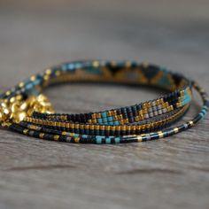 Now online available! This beautiful set of 4 bracelets, link in bio! #yoursarmcandy #yrsarmcandy #armcandy #armbandjes #bracelet #bracelets #stackingbracelets #weefarmbandjes #beadloom #beadedbracelets #beads #kralen #ibizabracelet #bohemianstyle #miyukidelica #miyuki #miyukibeads #perlesmiyuki #greenbracelet #etsy #jewelry #jewellery #sieraden #handgemaaktesieraden #handmadejewelry #gift #xmas #present