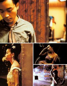 Days of Being Wild (Wong Kar-wai, 1990)