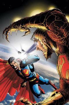 Superman by Ian Churchill
