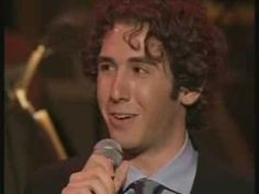 "Josh Groban-Vincent ~ ""Now I understand.... what you tried to say to me.... and how you tried to set them free... they would not listen, they did not know how.... perhaps they'll listen now...."""