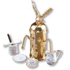 Cappuccino Machine Set