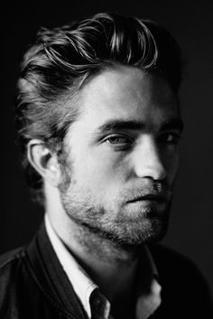Robert Pattison (1986) - English actor and model. Photo © Jeff Vespa