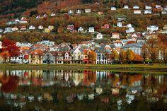 Litlle lungegardsvann, Bergen