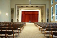 Mundelein Auditiorium, Loyola University Chicago