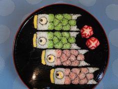 鯉のぼり寿司募集中です♪ の画像 城殿ミキ飾り巻き寿司&アイシングクッキー教室ブログ(愛知、名古屋、三河)
