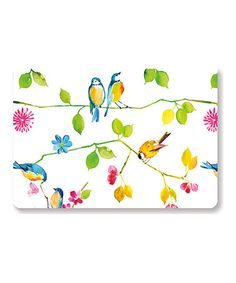 Another great find on #zulily! Watercolor Birds Note Card Set #zulilyfinds