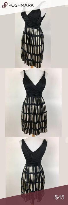 "DKNY silk dress Waist: 25"" Bust: 28"" Shoulder to hem: 35.5"" 92% silk, 8% elastane.   Item #611 Dkny Dresses"