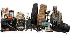 Kit for the lazy zombie survivalist.minus guns which is fine because if your an easy target. Honestly if you buy this kit then I say thank you for the supplies, zombie food person. Apocalypse Des Zombies, Apocalypse Survival Kit, Zombie Apocalypse Survival, Survival Mode, Camping Survival, Survival Prepping, Survival Skills, Survival Stuff, Emergency Preparedness
