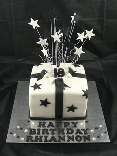 Birthday Cakes that you need to choose is the one that has no more childish things. For girls, you will need to choose the cake that is more simple 18th Birthday Cake For Guys, 19th Birthday Cakes, Birthday Cakes For Men, 18th Birthday Party, Cakes For Boys, Cake Birthday, Birthday Ideas, Men Birthday, 18th Cake