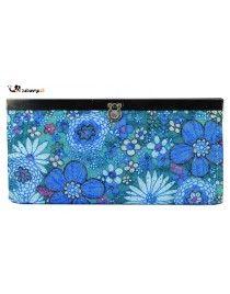 Modra ženska denarnica http://zabavna.si/si/denarnice/398-zenska-denarnica-lisa-modra.html
