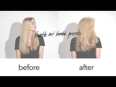 How To: Get Extreme Volume for Fine Hair ft. Bumble and bumble | Sephora - YouTube