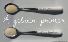 A Gelatin Primer - what's the difference between collagen hydrolysate and gelatin?  Which one should you use when and which one is most digestible and healing for those with compromised digestive function?  http://www.thehealthyhomeeconomist.com/gelatin-and-collagen-hydrolysate-whats-the-difference/