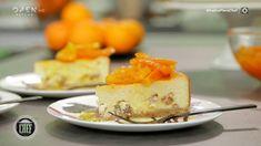 Κάθε μέρα chef με τον Βαγγέλη Δρίσκα   Επεισόδιο 74 – Κάθε μέρα Chef Cheesecake, Desserts, Food, Tailgate Desserts, Deserts, Cheesecakes, Essen, Postres, Meals