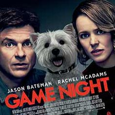 Game Night poster, t-shirt, mouse pad Leave In, Sharon Horgan, Billy Magnussen, Couples Game Night, Jason Bateman, Funny Films, Mystery Parties, Couple Games, Martin Scorsese