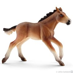 Schleich - Poulain mustang 13807