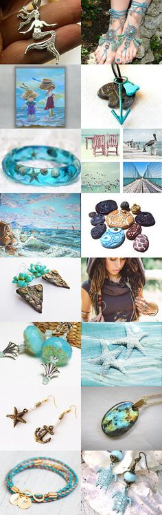 On the coast by Сonfetta on Etsy--Pinned+with+TreasuryPin.com