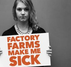 Factory farming is an unsustainable method of raising food animals that squeezes large numbers of chickens or livestock into one facility. In order to keep the animals under these stressful and unhealthy living conditions, factory farms rely on routine doses of antibiotics, which are contributing to the rise in antibiotic resistant bacteria that can make people sick. Factory farms are not compatible with a safe and wholesome food supply – it's time to get rid of factory farms. Waste From…