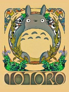 Cute card <3 Hahaha ! ☺Like and Share this with your friends ! Follow us if you are Totoro fan ! see more in www.totoroshop.co #totoro #ghibli #cute #love #life #anime #toys #gift #japan #fans #freeshipping #myneighbortotoro #girls #friends #korea #bestfriends #childhood #memories #bestmemories Totoro Poster, Totoro Nursery, Totoro Merchandise, We Are Bears, Studio Ghibli Art, Comic Poster, Ghibli Movies, My Neighbor Totoro, Animation