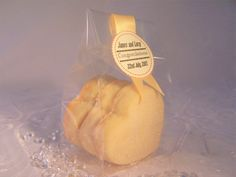 Butter shortbread hearts in a cellophane case with personalised wedding names and date Wedding Name, Tree Wedding, Unique Wedding Favors, Unique Weddings, Manzanita Tree, Wedding Place Settings, Wedding Calligraphy, Shortbread, Personalized Wedding