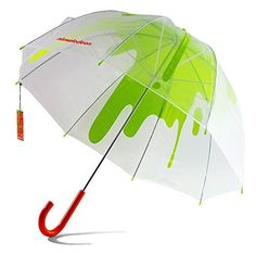 Nickelodeon: Slime Clear Bubble Umbrella