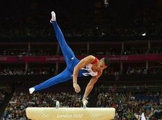 Photo 4 - July 29, 2012 - Impressive: Smith was part of the British team that shone in the gymnastics event - 471 x 636