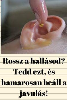 Rossz a hallásod? Tedd ezt, és hamarosan beáll a javulás!