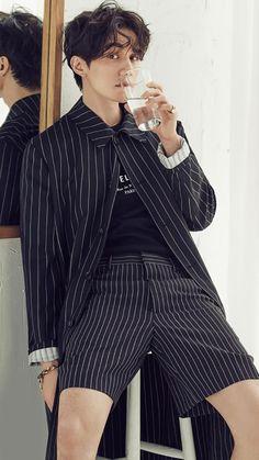 Korean Star, Korean Men, Asian Men, Asian Actors, Korean Actors, Lee Dong Wook Goblin, Lee Dong Wok, Boyish Style, Dramas